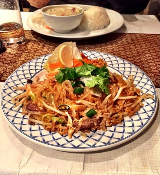 Thai Food Holborn